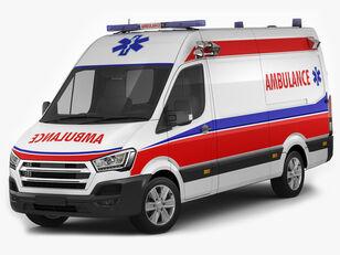 nový sanitka HYUNDAI H 350