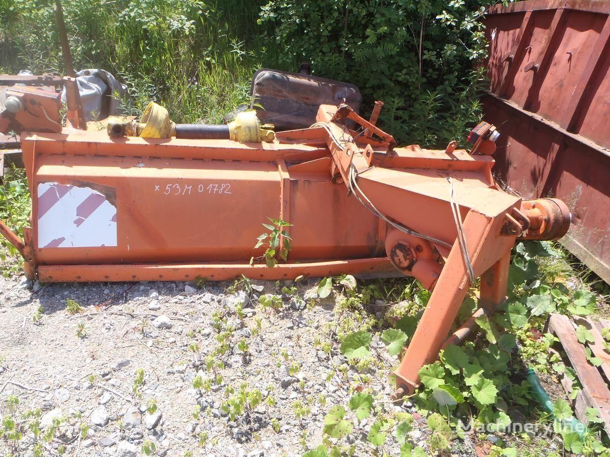 zametací kartáč Ostatní zametací zařízení za traktor