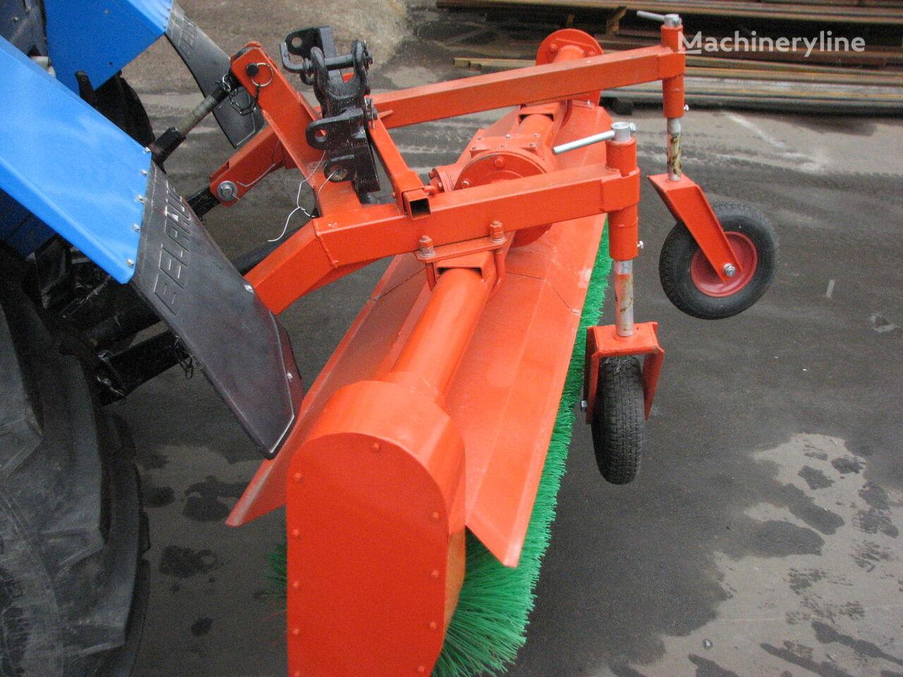 nový zametací kartáč na traktor MTZ, YuMZ