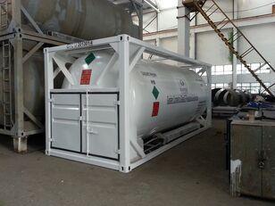 nový cisternový kontejner 20 stop GOFA ICC-20