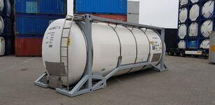 cisternový kontejner 20 stop KLAESER Танк-контейнер 20 футовый 26 м. куб