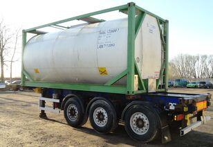 cisternový kontejner 20 stop SCHMITZ CARGOBULL SP27