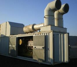 další speciální kontejner CATERPILLAR G3512 Bio-Gas