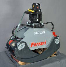 autojeřáb FERRARI Holzgreifer FLG 23 XS + Rotator FR55 F
