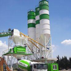 nový betonárna FABO POWERMIX-130 CONCRETE PLANT   NEW GENERATION