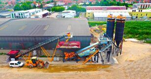 nový betonárna FABO TURBOMIX 100 Mobiles Centrales À Béton
