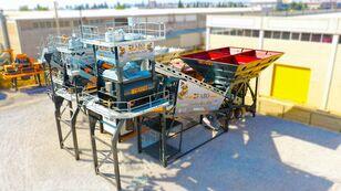 nový betonárna FABO TURBOMIX-120 MOBILE CONCRETE PLANT READY IN STOCK