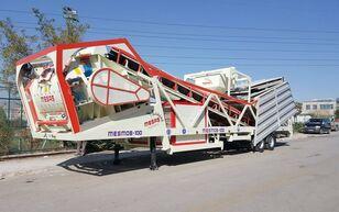 nový betonárna MESAS  100 m3/h MOBILE Concrete Batchıng Plant