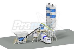 nový betonárna PROMAX محطة خلط الخرسانة المدمجة C100-TWN-PLUS (100m³ / h)