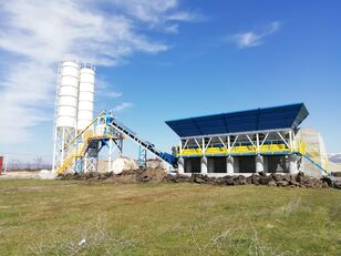 nový betonárna PROMAX محطة خلط الخرسانة المدمجة C60-SNG-LINE (60m3 / h)