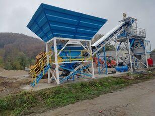 nový betonárna PROMAX Impianto di Betonaggio Compatto PROMAX C60-SNG-PLUS (60m³/h)