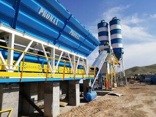 nový betonárna PROMAX Impianto di betonaggio compatto PROMAX C100-TWN-LINE (100m³ / h)
