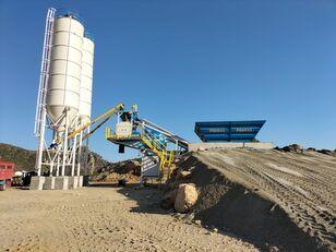 nový betonárna PROMAX МОБИЛЬНЫЙ БЕТОННЫЙ ЗАВОД  M60-SNG (60 м³/ч)