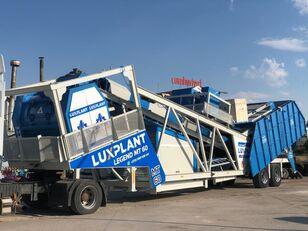 nový betonárna Plusmix 60m³/ Hour Mobile Concrete Plant - BETONYY ZAVOD