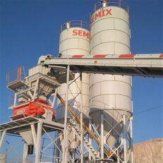 nový betonárna SEMIX Stationary 130 STATIONARY CONCRETE BATCHING PLANTS 130m³/h
