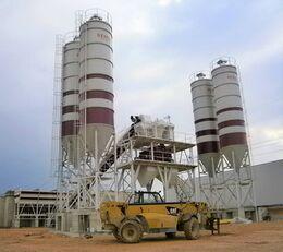 nový betonárna SEMIX Stationary 200 STATIONARY CONCRETE BATCHING PLANTS 200m³/h