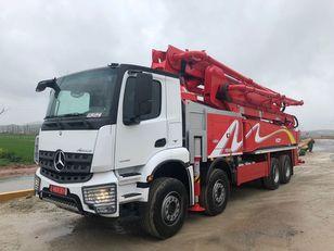 nový čerpadlo betonu KCP 46m - AROCS 4143 8x4/4 - Mercedes-Benz - NUEVO -