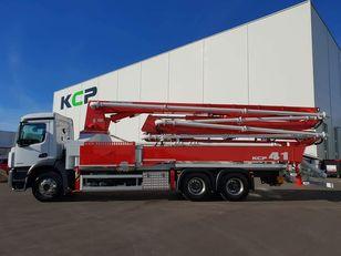 nový čerpadlo betonu KCP KCP41ZX5150