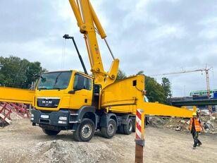 čerpadlo betonu MAN TGS 41.480 Schwing 52m SX