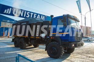 jiné stavební stroje UNISTEAM ППУА на метане серии UNISTEAM-M2UG УРАЛ 4320-16
