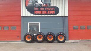 kolové rypadlo Tianli single tires 600/50x22.5