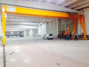 nový portálový jeřáb ASR VİNÇ Gantry Crane ,  Козловой кран , رافعة جسرية , portal krani