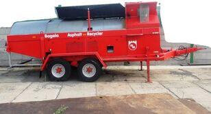 recyklátor asfaltu BAGELA BA 10000 (unused TOP condition zestaw