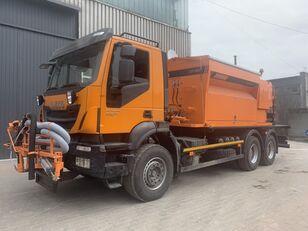 nový recyklátor asfaltu Strassmayr STP PATCHER