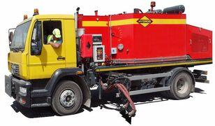 nový rozstřikovač asfaltu HYDROG Hydrog SA-3000