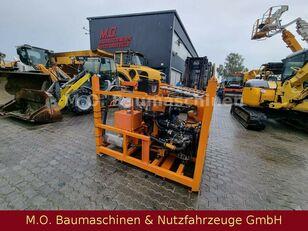 silniční značkovací stroj HOFMANN Hagg / Mackierungsmaschine