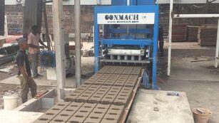 nový stroj na výrobu betonových prefabrikátů CONMACH BlockKing-25FSS Concrete Block Making Machine-10.000 units/shift