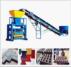 nový stroj na výrobu betonových prefabrikátů ITK CHINA 10000