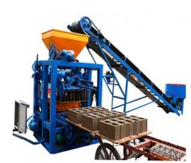 nový stroj na výrobu betonových prefabrikátů SINOWAY QT4-24