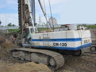 vrtná souprava SOILMEC CM 120