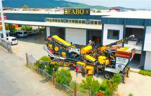 nový kuželový drtič FABO MOBILE CONE CRUSHER WITH VIBRATING SCREEN FABO MCC SERIES